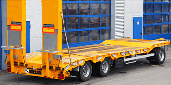 Trailers/Semitrailers/Self-propelled modules/Aircraft tractors