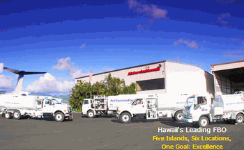 Fixed Base Operators (Hawaii's FBOs)/Aircraft Cleaning & Detailing Services